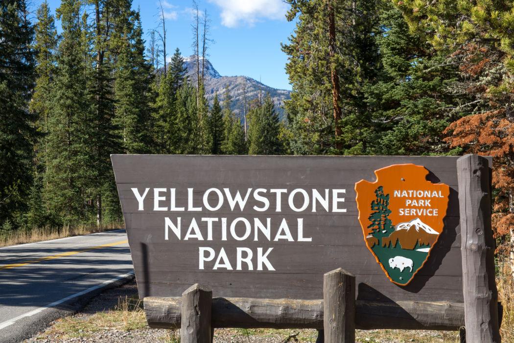 Virtual trip Yellowstone National Park