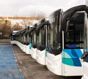 parco autobus elettrici