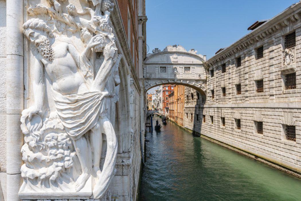 Il Ponte dei Sospiri, Palazzo Ducale, Venezia