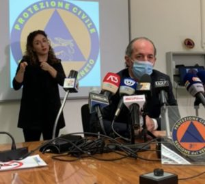 Zaia oggi - conferenza stampa 2 Dicembre