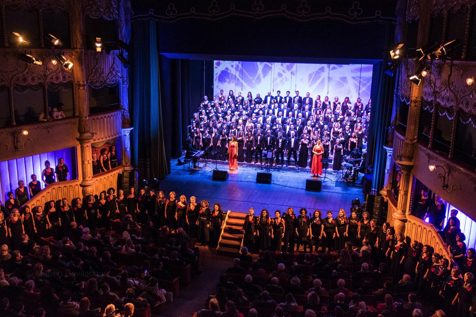 Big Vocal Orchestra My Favorite Christmas - Teatro Goldoni 2019