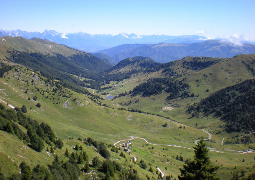 """Un'altra """"Riserva della Biosfera"""" italiana per l'Unesco: è il Monte Grappa (Veneto)"""