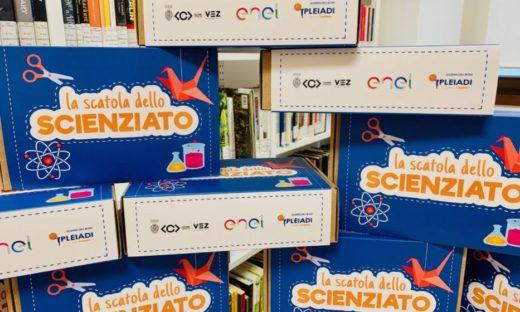 Un Natale da sperimentare. Comune e Enel donano il kit della scienza