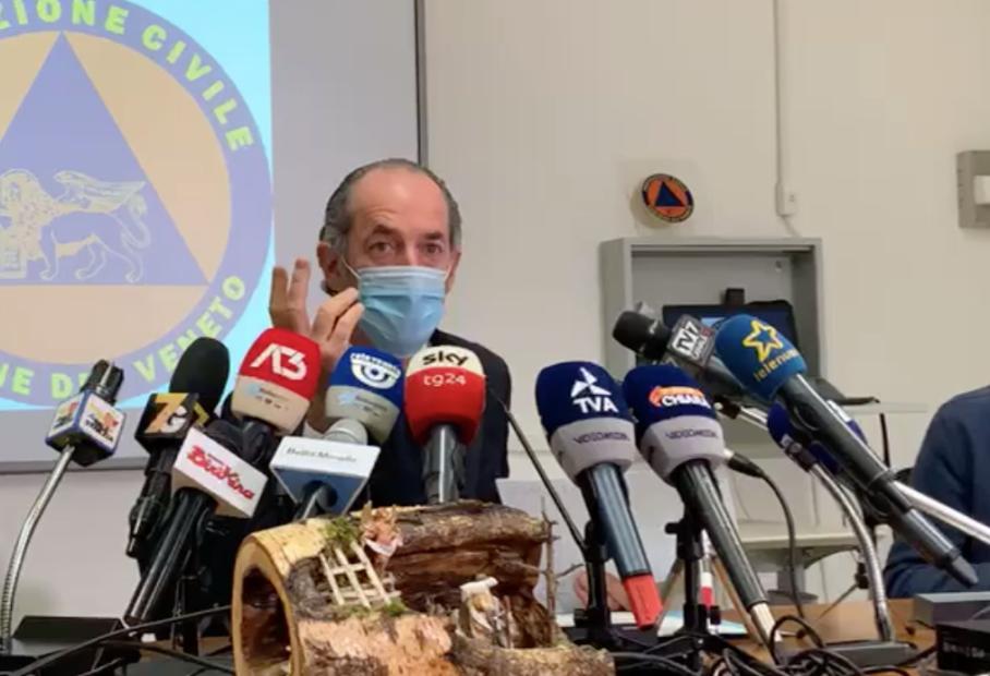 Vaccini: il Veneto pensa a tutelarsi sui tagli di Pfizer