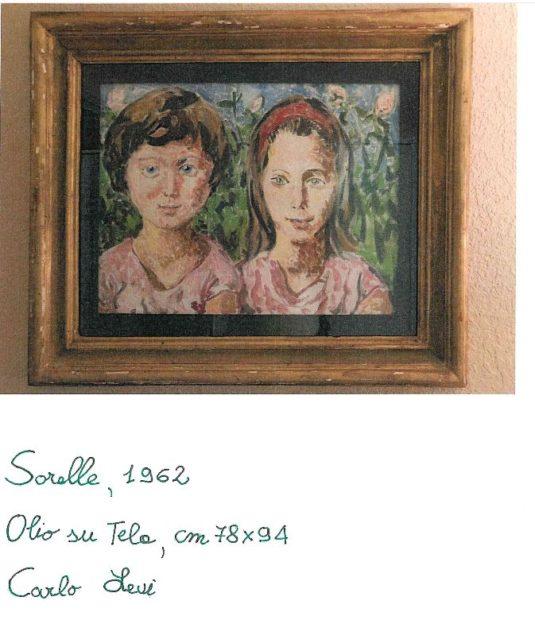 Due opere di Levi e Spinosa donate alla Fondazione musei civici di Venezia