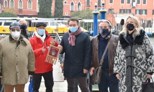 Venezia premia il suo pioniere dell'ecosostenibilità Pietro Tosi