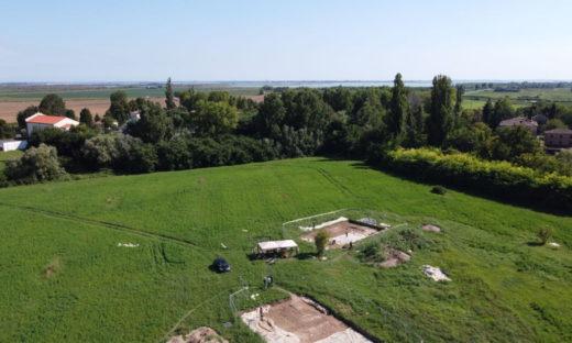 A Quarto d'Altino scoperto un edificio di epoca romana