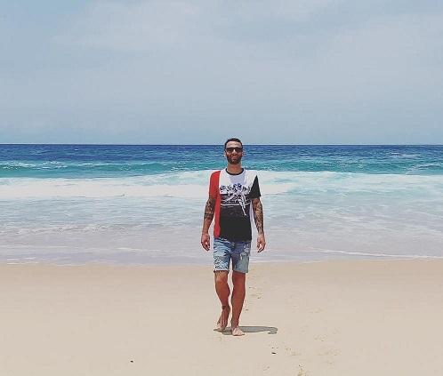 la spiaggia australiana