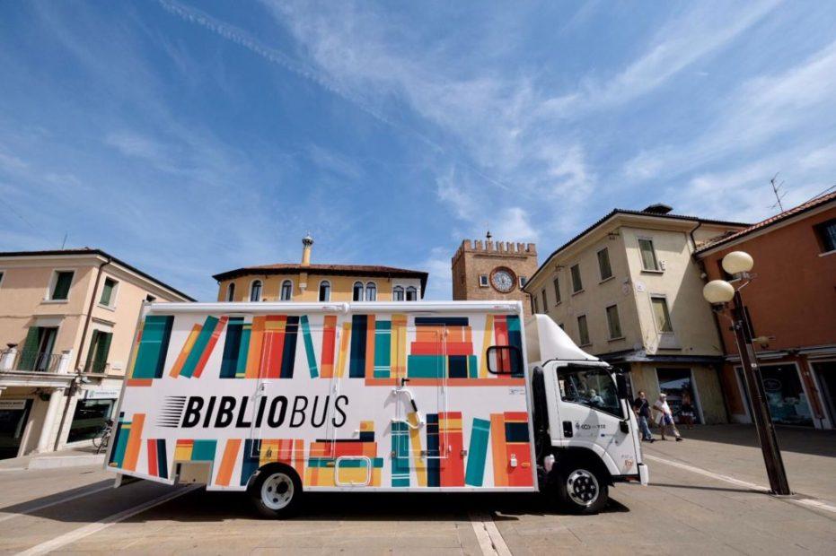 bibliobus Venezia