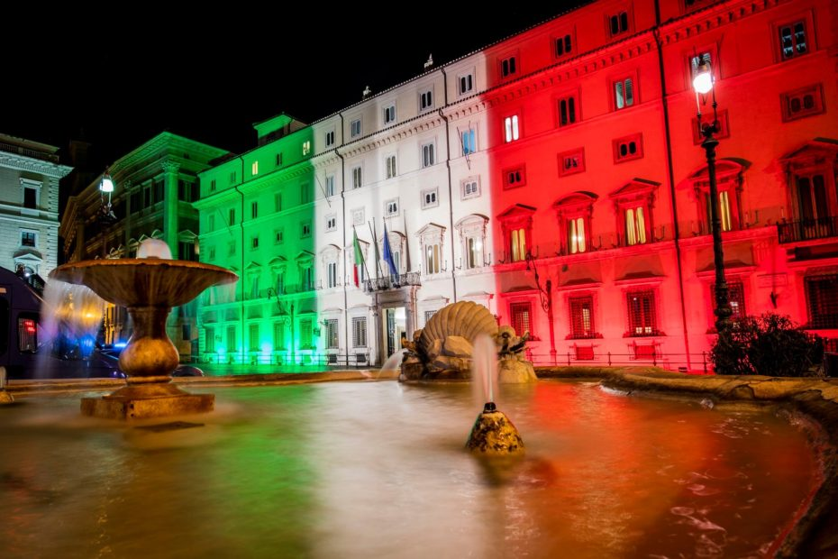 Italia a giudizio: prima causa green al bel Paese