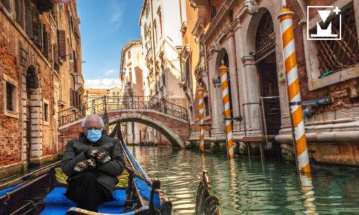 Bernie Sanders a Venezia e in Italia? Il potere del web