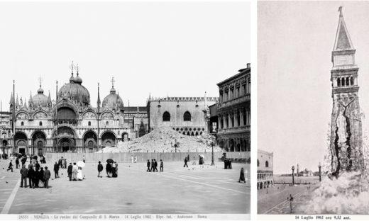 Lido di Venezia: dal mare i mattoni del campanile di San Marco?