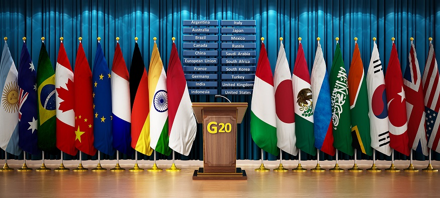 G20 : in arrivo a Venezia i big dell'economia mondiale