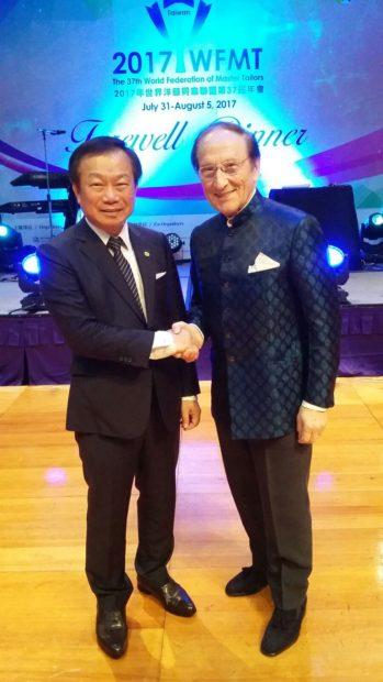 President World Master Tailor