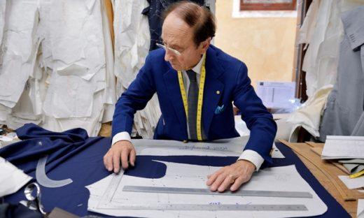 Franco Puppato, il maestro veneziano che ha vinto l'Oscar della sartoria italiana