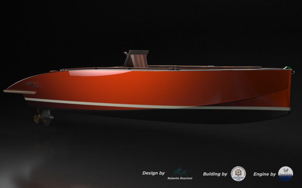 Render barca Eco Fap