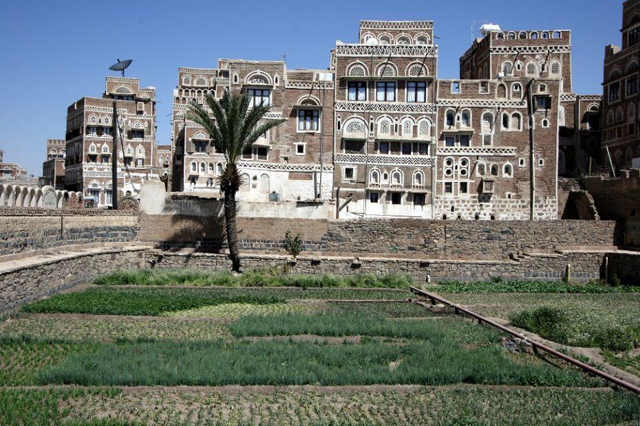 Sana'a viaggio