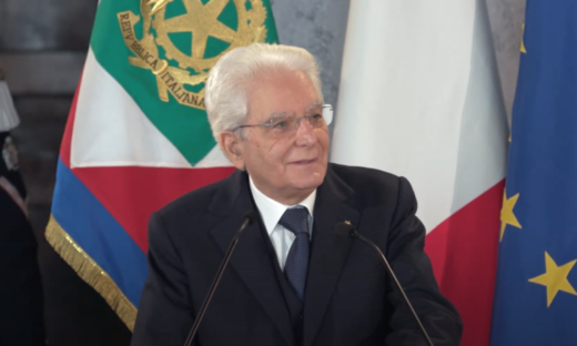 Il presidente Mattarella al centenario dell'Università Cattolica del Sacro Cuore di Milano