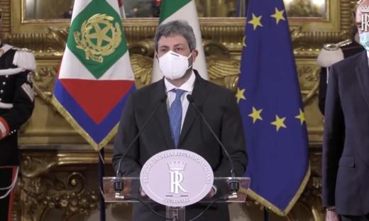 Crisi di Governo: mandato esplorativo al Presidente Fico