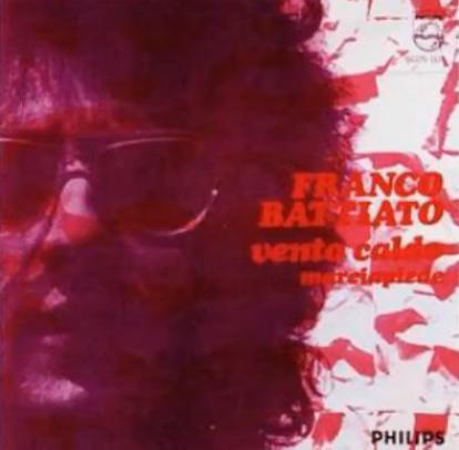 Vento Caldo Franco Battiato vinili
