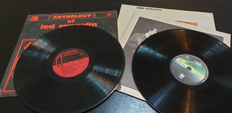 vinili dischi a 33 giri