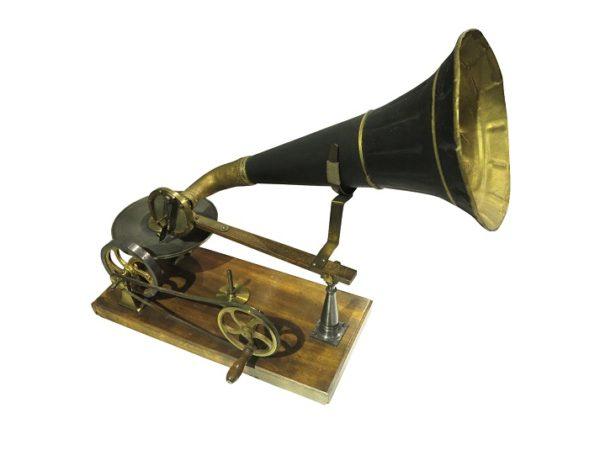 il fonografo di Edison