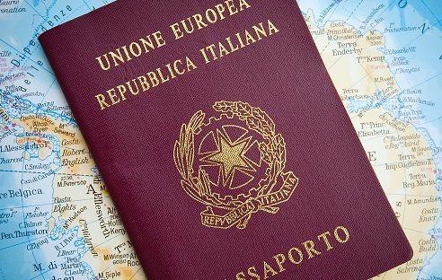 Il passaporto italiano apriporta nel mondo