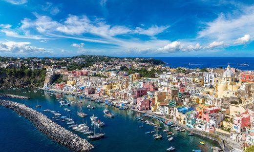 Per la prima volta capitale italiana della cultura sarà un'isola: Procida
