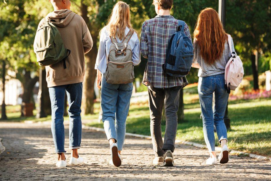 studenti scuola superiore