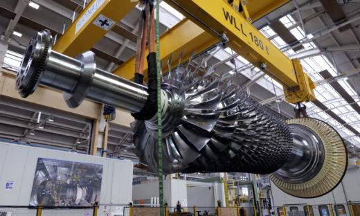 """""""Monte Bianco"""": la super turbina green che funzionerà a Porto Marghera"""