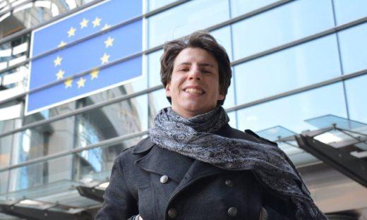 Lavoro e futuro. Storie di italiani all'estero. L'Europa di Alfredo Salmaso