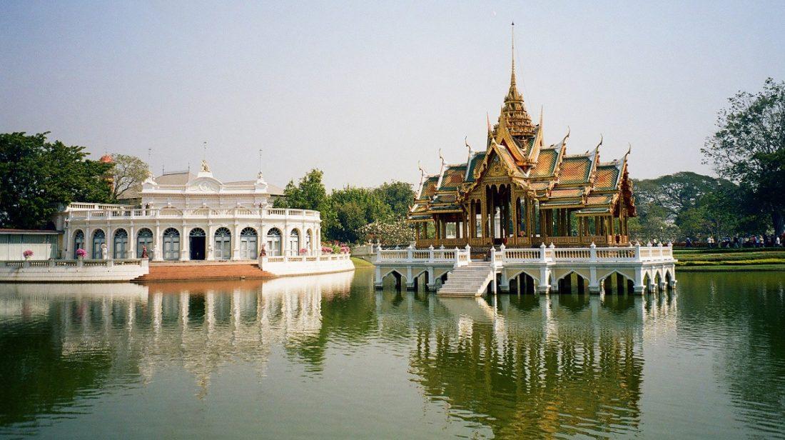 Bangkok, Palazzo Reale Thailandia