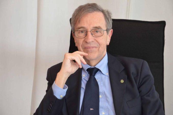Il professor Lorenzo Moretta