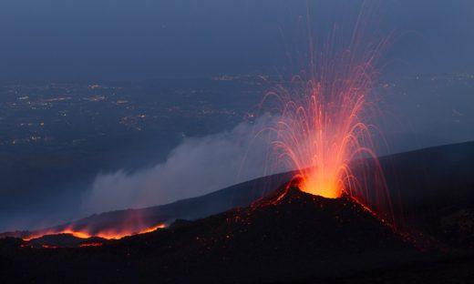 Etna: spettacolare risveglio, ma si sta già tornando alla normalità