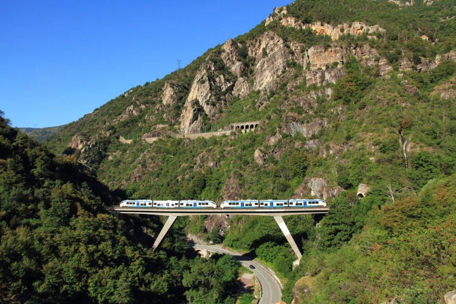 """La """"Ferrovia delle meraviglie"""" è il Luogo del Cuore Fai 2020."""