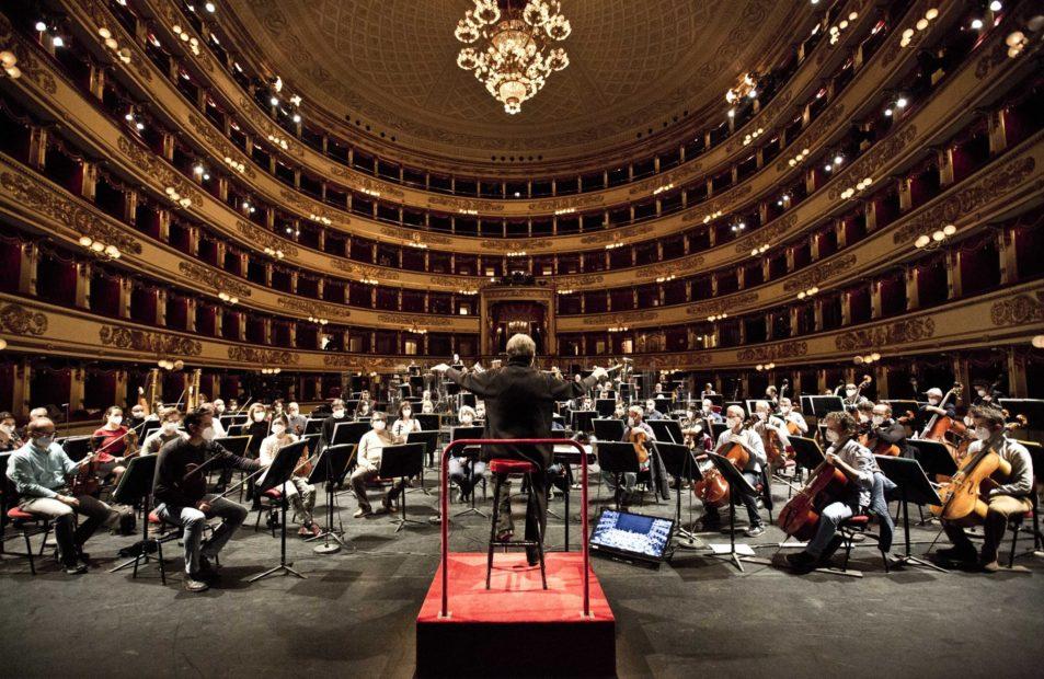 Gran Teatro La Scala, interno