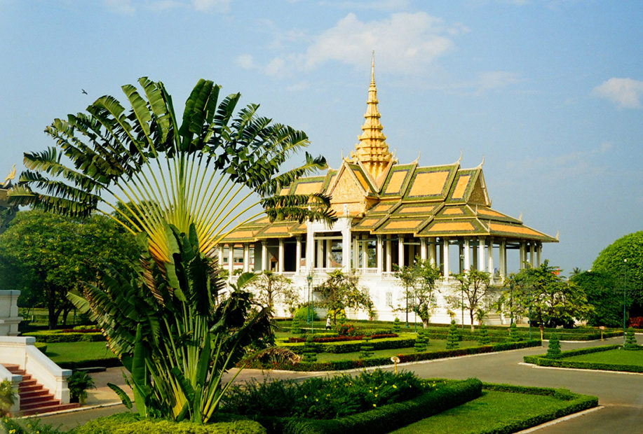 Il mio giro del mondo. Diario di una viaggiatrice seriale: la Cambogia