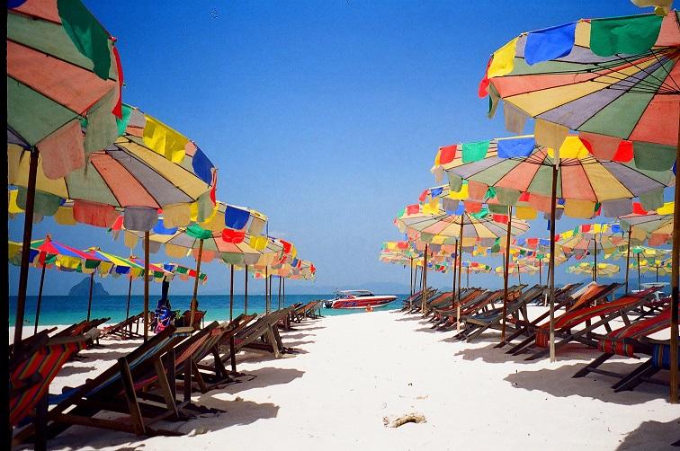 Pucket, Kata beach Thailandia