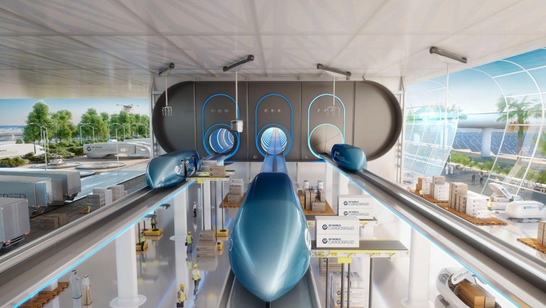 Hyperloop: da Roma a Milano in 30 minuti con il treno del futuro