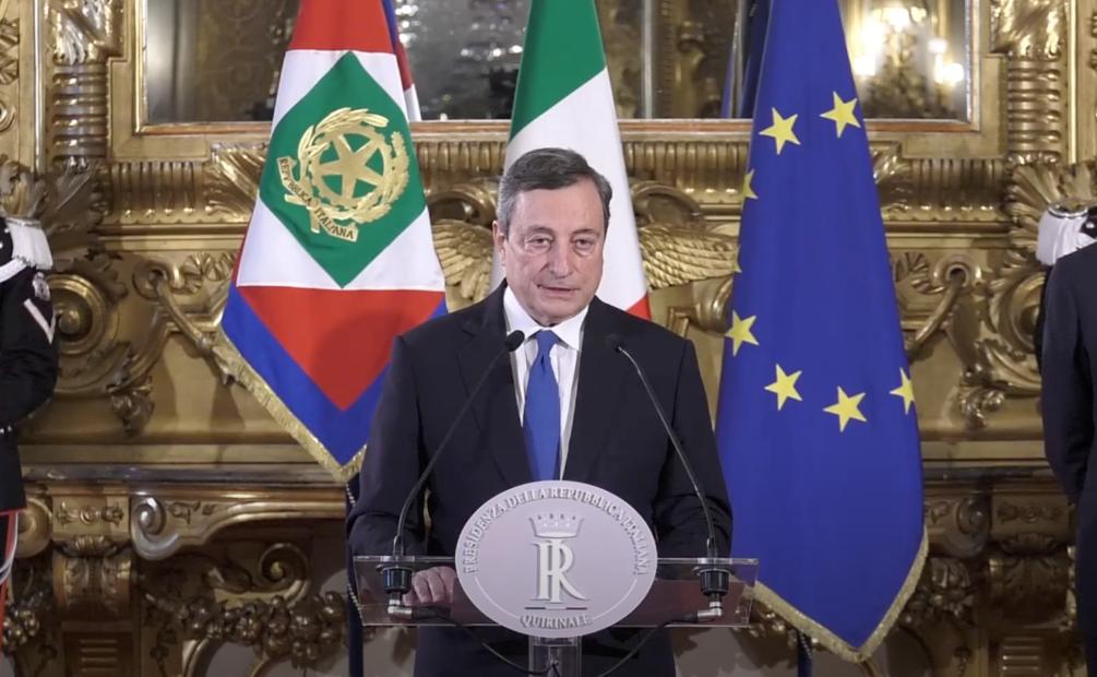 Verso il Governo Draghi: le parole chiave del nuovo esecutivo
