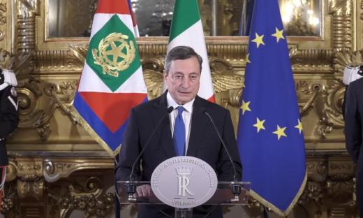 Governo: incarico al professor Mario Draghi