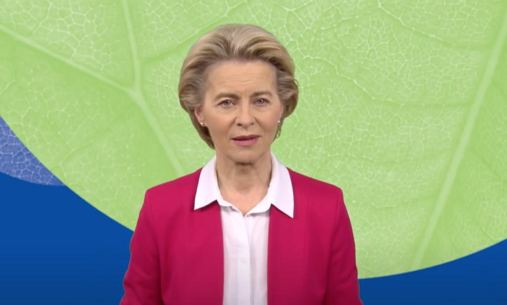 Von der Leyen: pronto il piano europeo contro i rincari dell'energia
