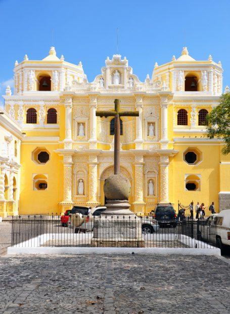 Antigua, chiesa Nuestra Senora de la Merced