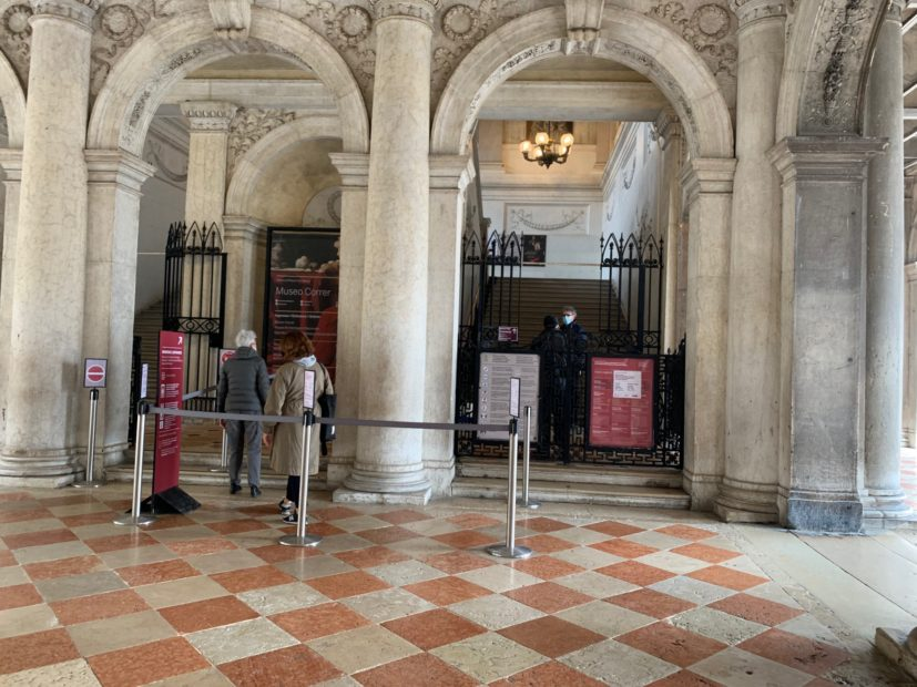 Apertura Museo Correr