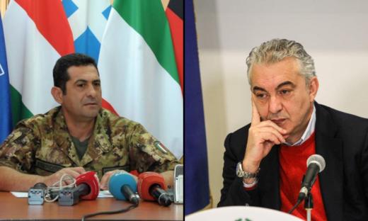 Nuovo commissario per l'emergenza Covid: il generale Figliuolo prende il posto di Arcuri