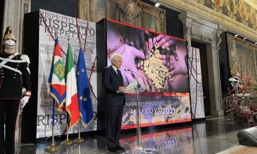 Il discorso del Presidente Mattarella in occasione della Giornata internazionale della donna