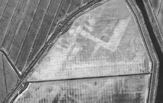 Porto diffuso Altino-Immagini satellitare (Paolo Mozzi, Università degli studi di Padova)