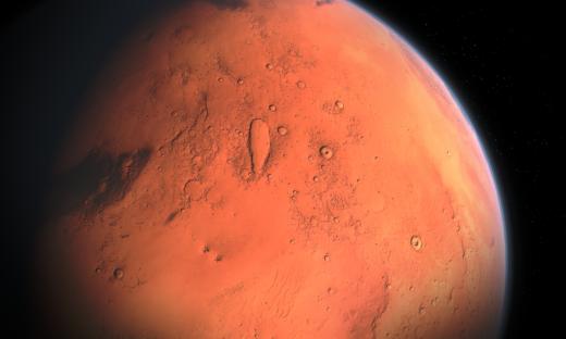 Satellite MaveN: individuati bagliori ultravioletti nell'atmosfera di Marte