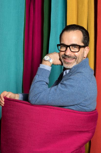 Nicolo Favaretto amministratore delegato Rubelli Venezia