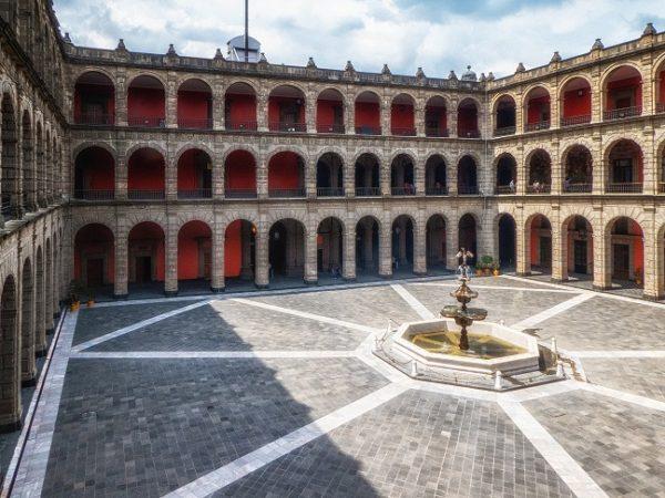 Palazzo Nazionale Messico